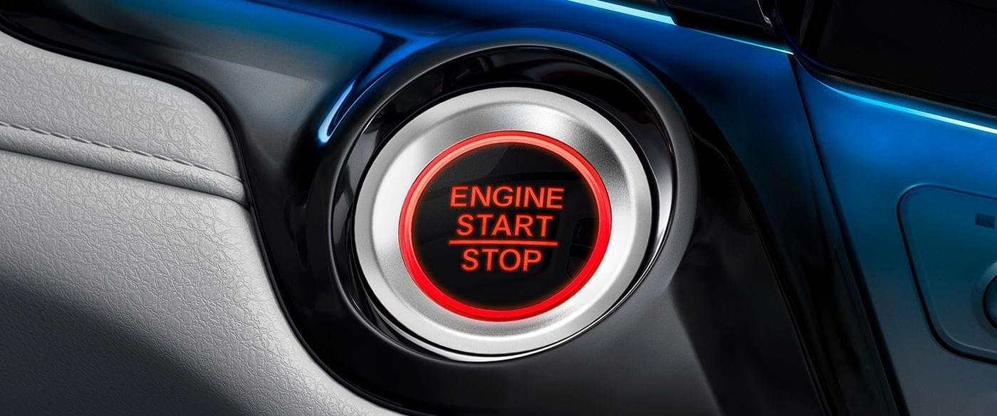 2018 Honda Odyssey Engine Start