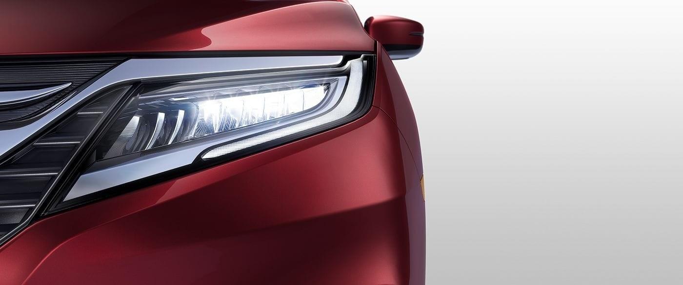 2018 Honda Odyssey LED Headlight