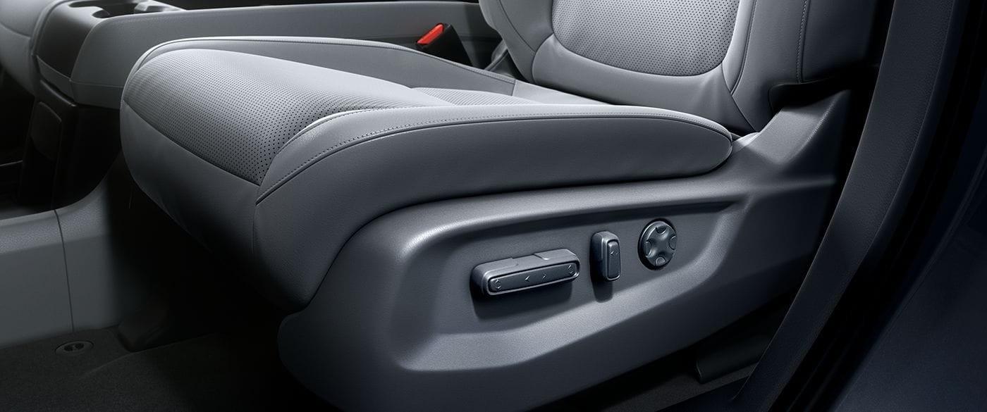2018 Honda Odyssey Power Adjustable Front Seats