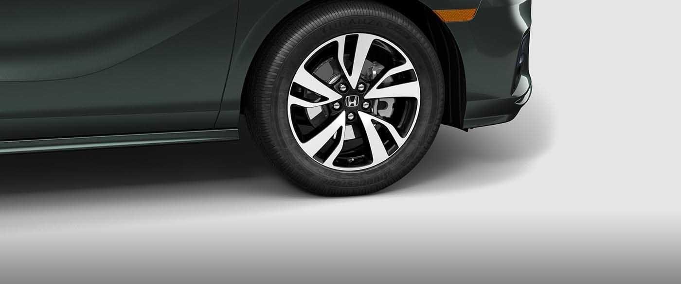 2018 Honda Odyssey Tire Pressure Monitor System