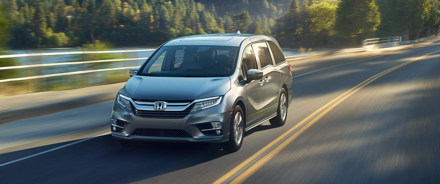 2018 Honda Odyssey Vehicle Stability Assist