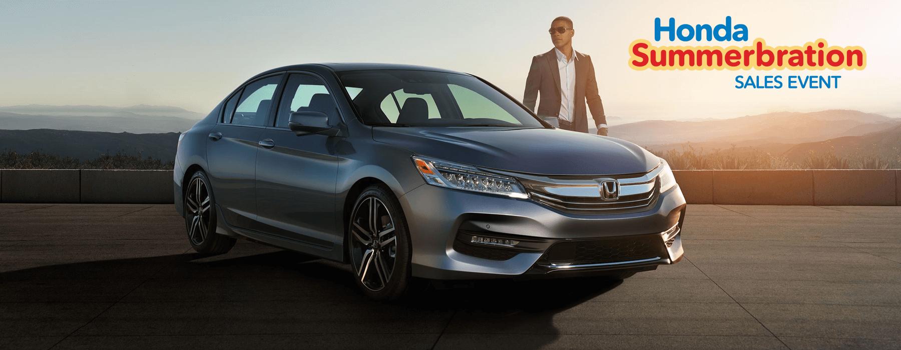 Honda Summerbration Sale 2017 Accord Sedan