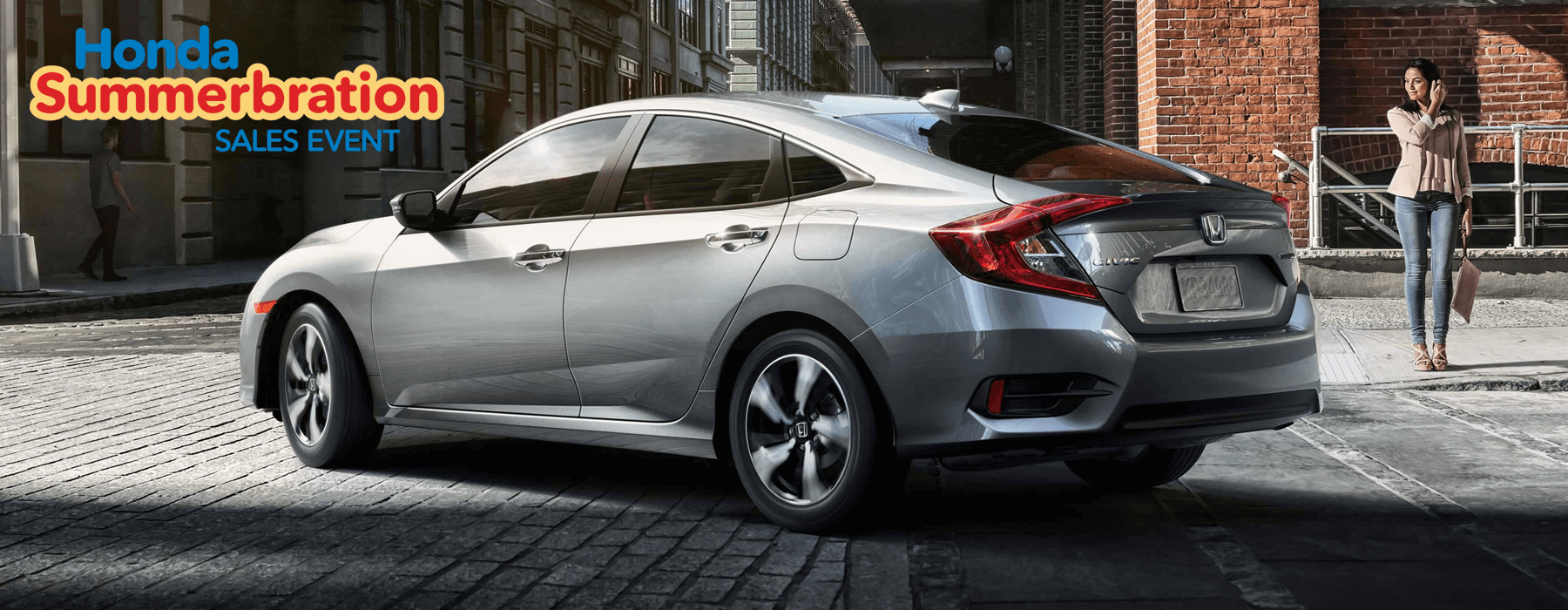 Honda Summerbration Sale 2017 Civic Sedan