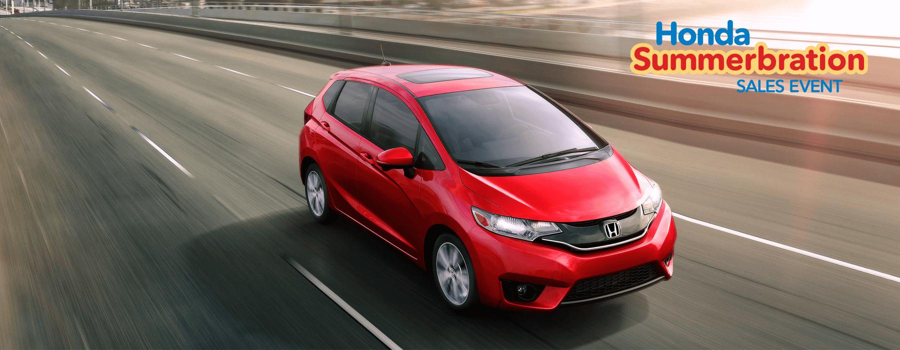 Honda Summerbration Sale 2017 Fit