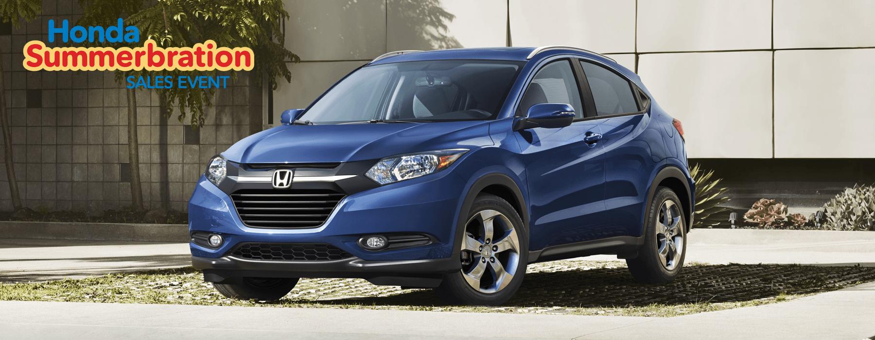 Honda Summerbration Sale 2017 HR-V