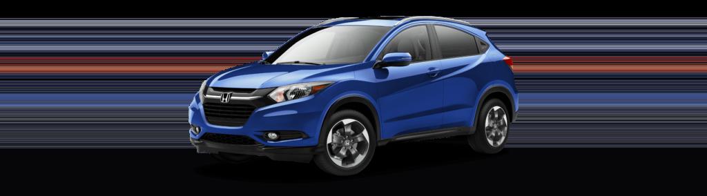 2018 Honda HR-V Front Angle