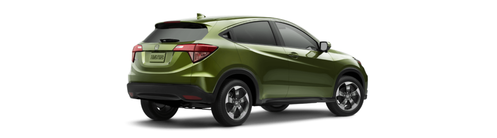 2018 Honda HR-V Rear Angle