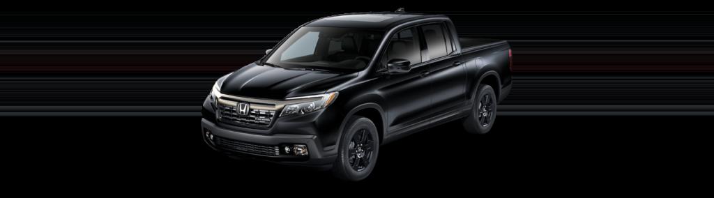 2018 Honda Ridgeline Front Angle