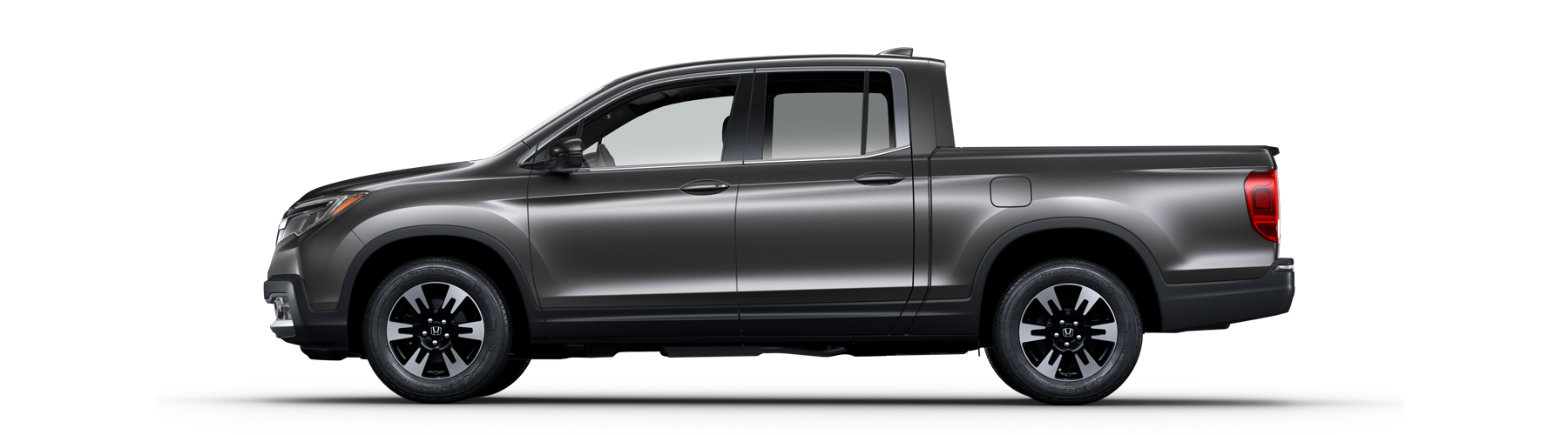 2018 Honda Ridgeline Side Profile