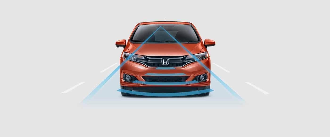 Honda Fit Adaptive Cruise Control