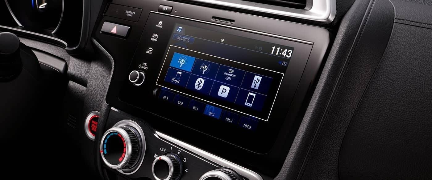 Honda Fit Streaming Radio
