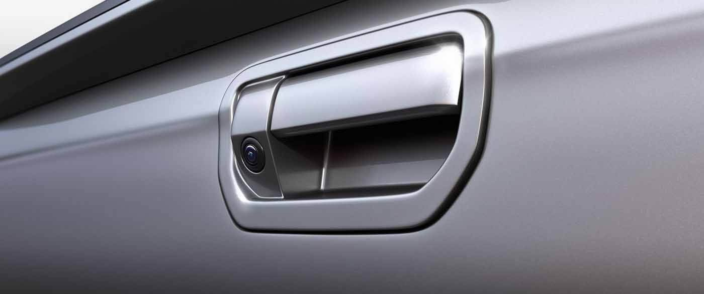 Honda Ridgeline Rearview Camera