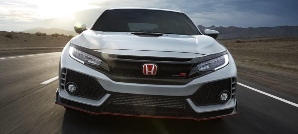 Honda Civic Type R Exterior