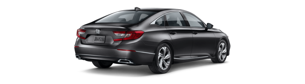 2018 Honda Accord Sedan Rear Angle