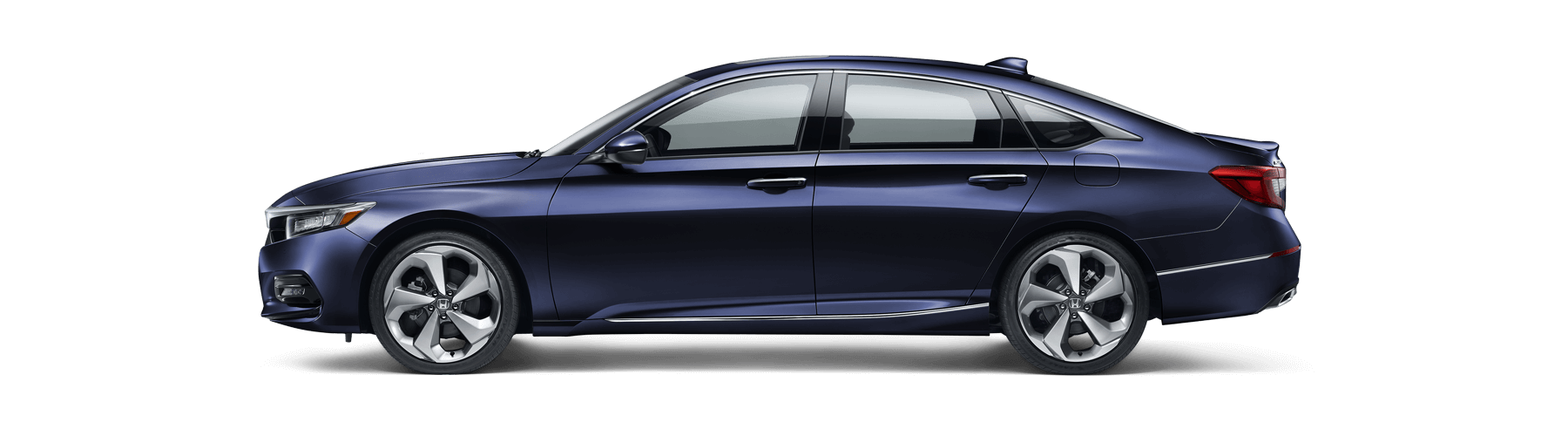 2018 Honda Accord Sedan Side Profile