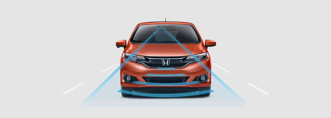 the 2018 honda fit safety suite is incredible. Black Bedroom Furniture Sets. Home Design Ideas