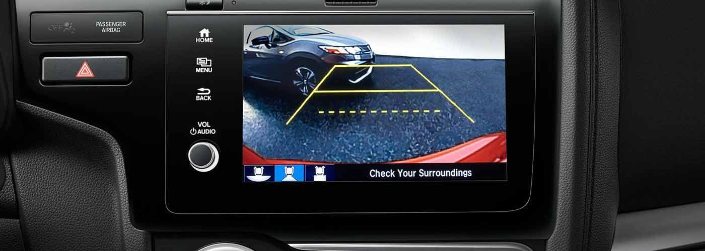 2018 Honda Fit Rearview Camera