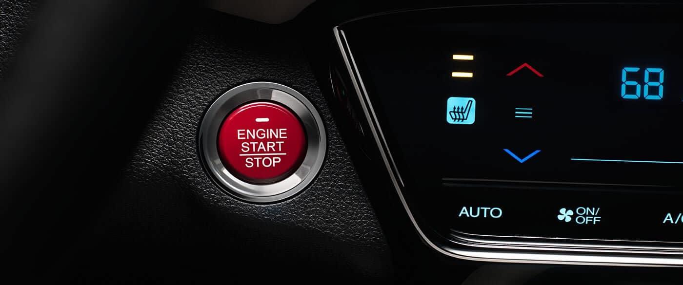 Honda HR-V Push Button Start
