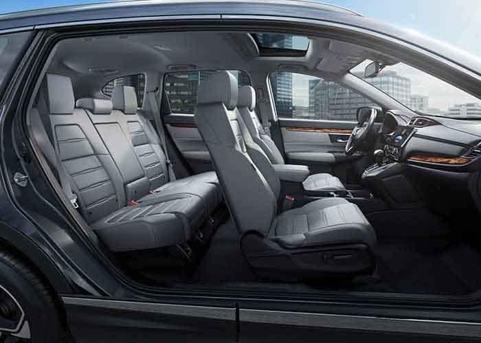 2018 Honda CR-V Leather Interior