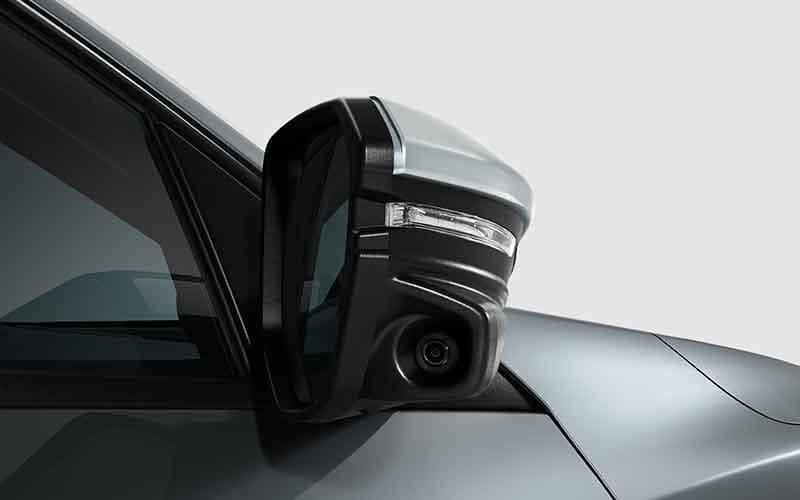 2018 Honda Civic Hatchback Honda Lanewatch