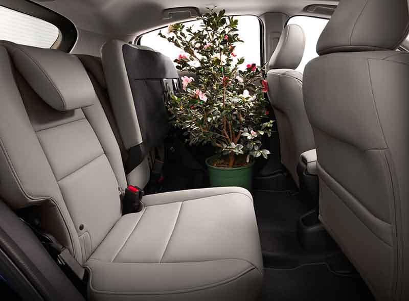 Honda HR-V Interior Cargo Space