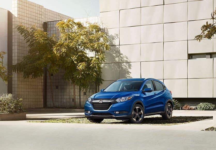Honda HR-V Keyless Entry