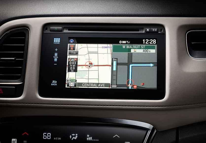 Honda HR-V Navigation