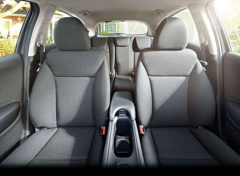 Honda HR-V Seating