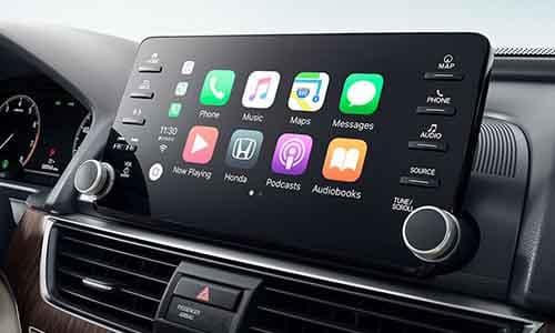 2018 Honda Accord Apple Carplay