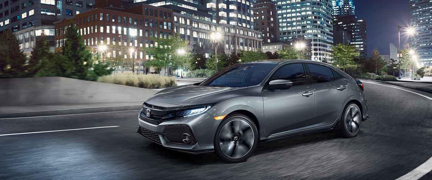 2018 Honda Civic Hatchback Stability Assist