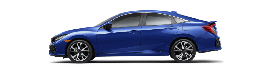 2018 Honda Civic Si Sedan New England Honda Dealers Association Pricing Photos Features