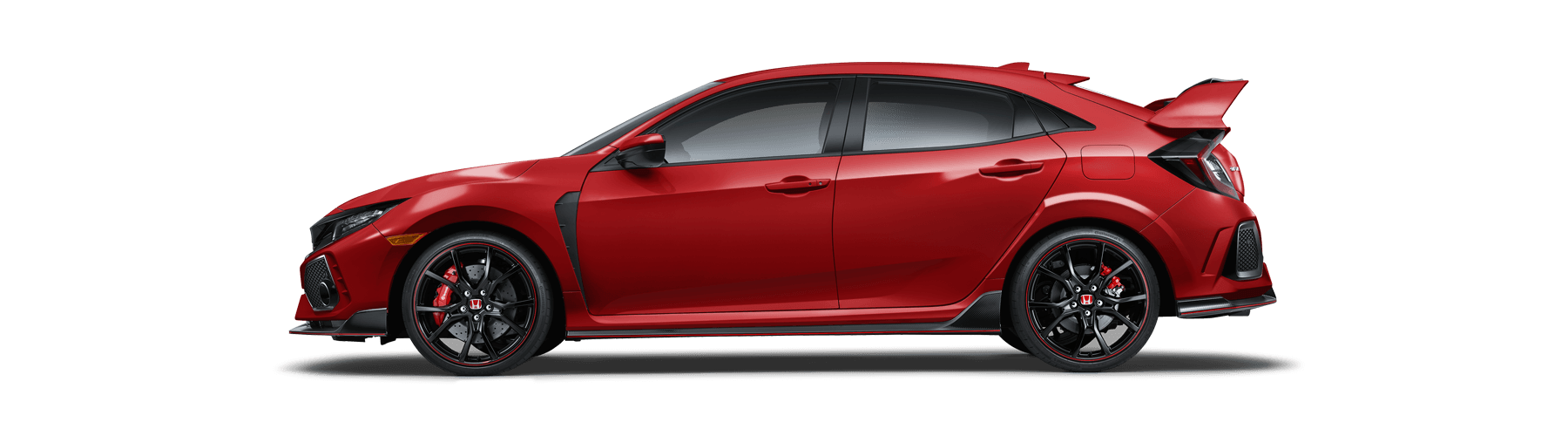 2018 Honda Civic Type R Side Profile