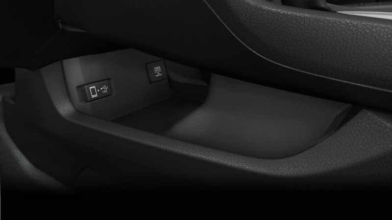 2018 Honda Civic Coupe Power Outlet