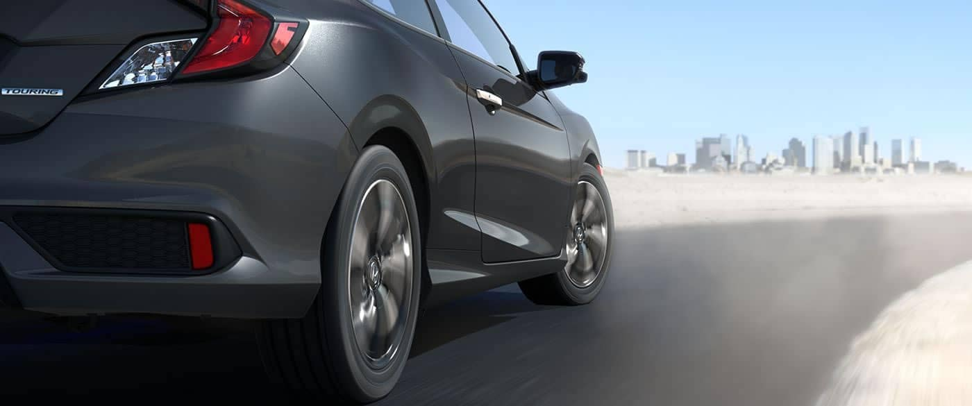 2018 Honda Civic Coupe Stability Assist