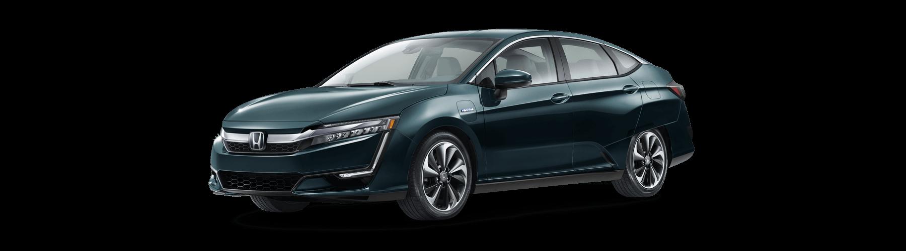 2018 Honda Clarity Plug-In Hybrid Front Angle