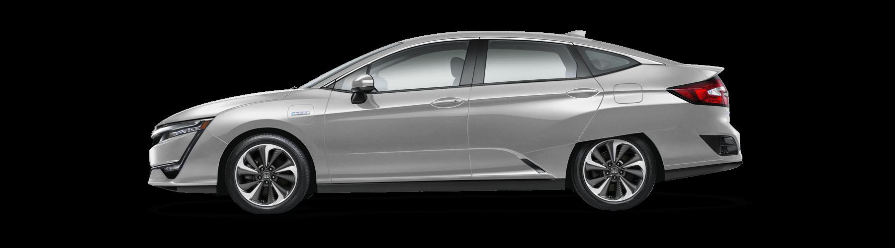 2018 Honda Clarity Plug-In Hybrid Side Profile
