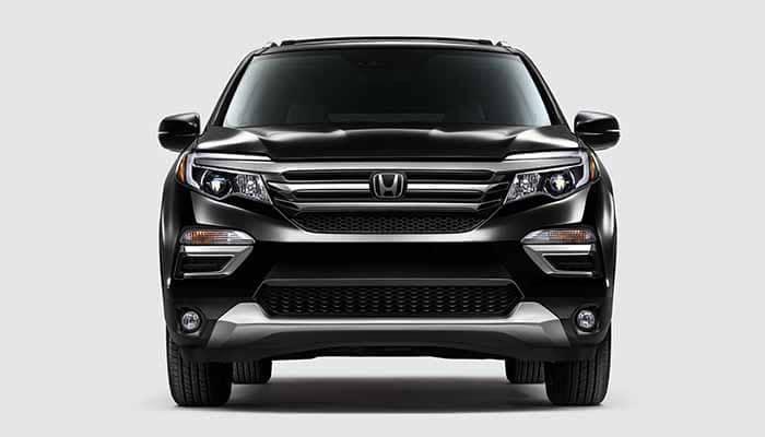 2018 Honda Pilot LED Headlights