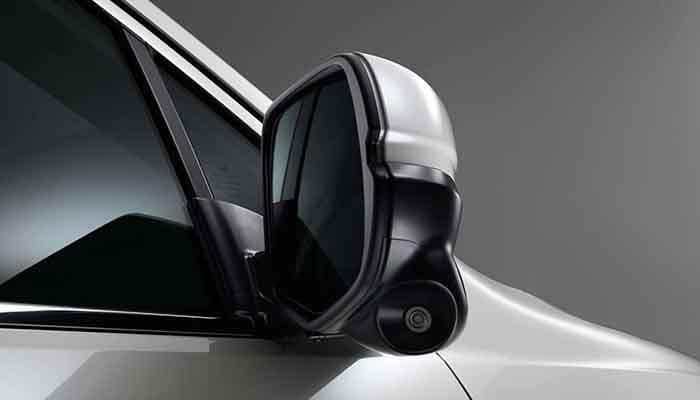 2018 Honda Pilot Side Mirrors