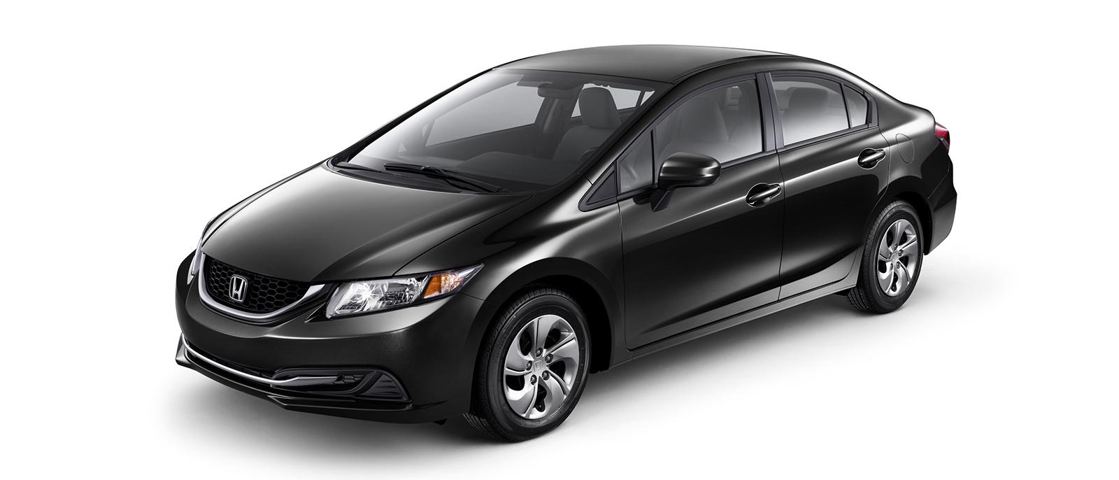 Honda Awd Sedan >> 2014 Honda Civic | New England Honda Dealers Association