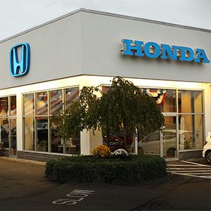 Honda Barn