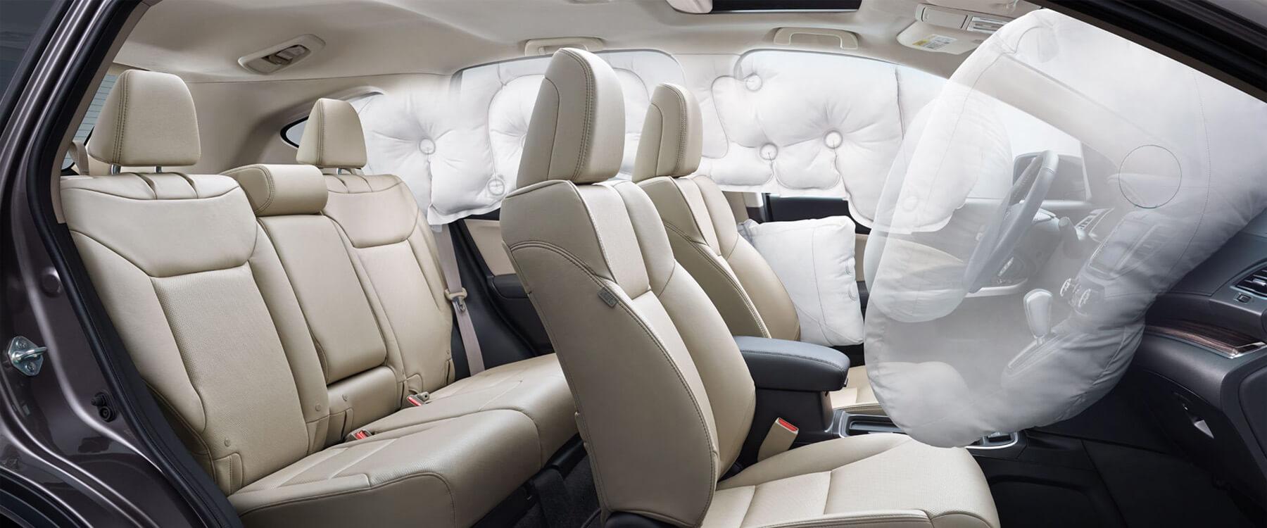 Honda Airbags