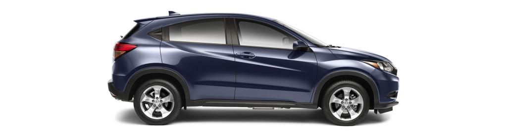 2017-Honda-HR-V-Side-Profile
