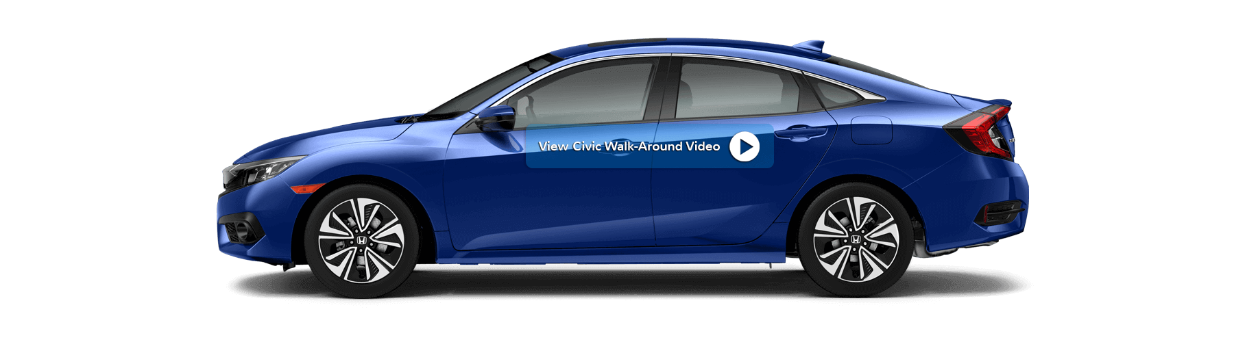 2017 Honda Civic Sedan Side Profile