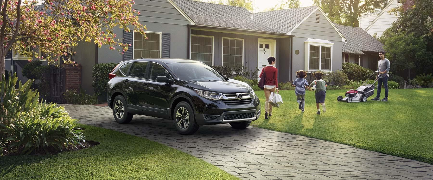 2017 Honda CR-V Family