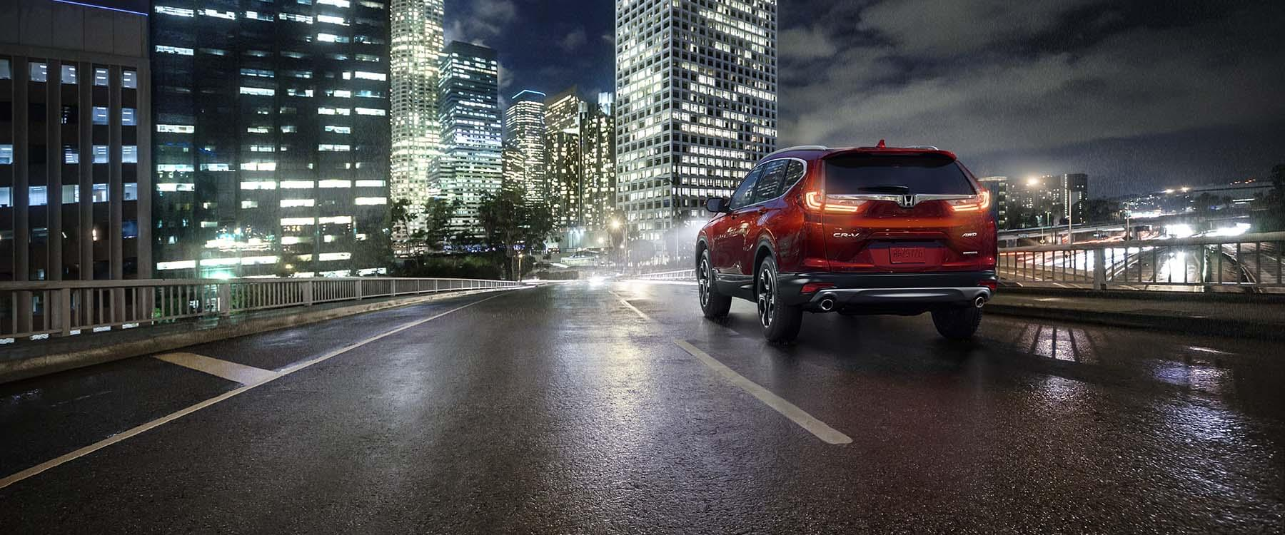 Superior ... And This Year, The Most Attractive Option In The Segment Is The 2017 Honda  CR V. This Dependable Vehicleu0027s Four Available Trim Levels Offer ...