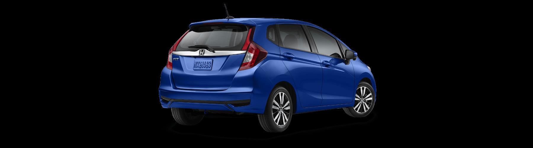 2018 Honda Fit Rear Angle