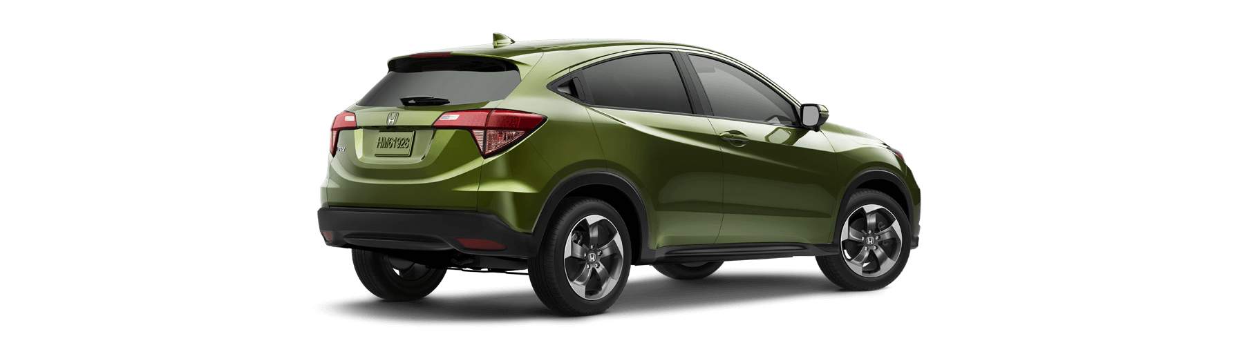 2018 Honda HR-V Rear Angle