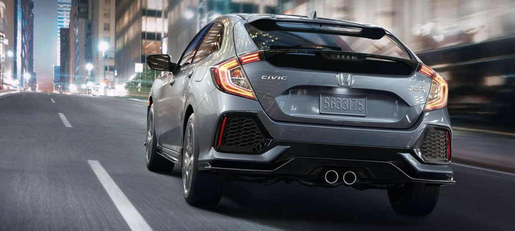 2018 Honda Civic Hatchback | New England Honda Dealers | New Hot Hatch