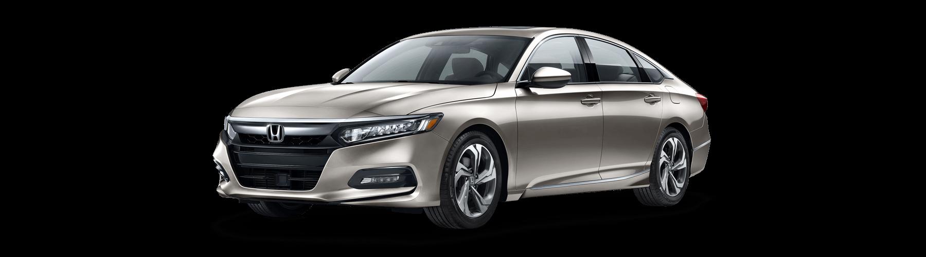 2018 Honda Accord Sedan Front Angle