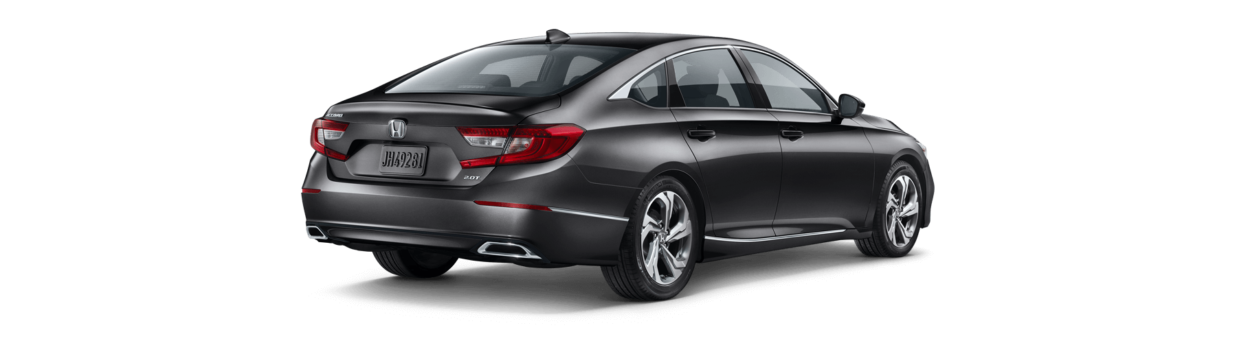 2018 Honda Accord Sedan Rear Angle